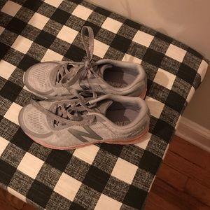 Girls New Balance Running Sneakers